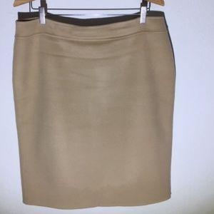 Talbots Felted Wool Skirt
